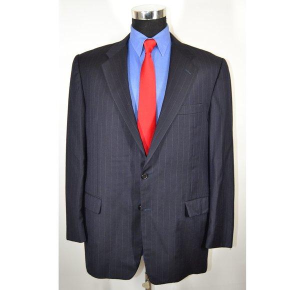 Hickey Freeman Other - Hickey Freeman 44R Sport Coat Blazer Suit Jacket N